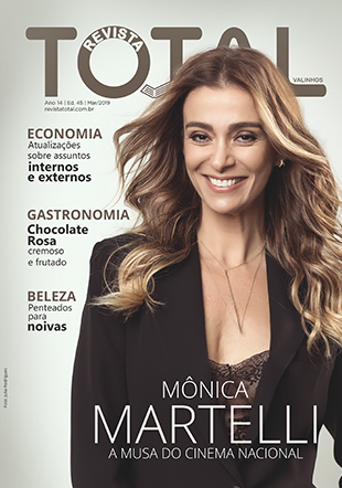 REVISTA TOTAL VALINHOS Mar 2019