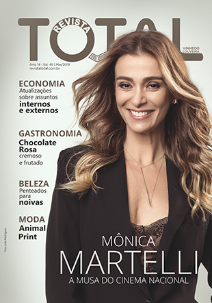 REVISTA TOTAL VINHEDO Mar 2019