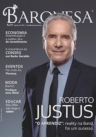 Revista Baronesa - Agosto de 2019