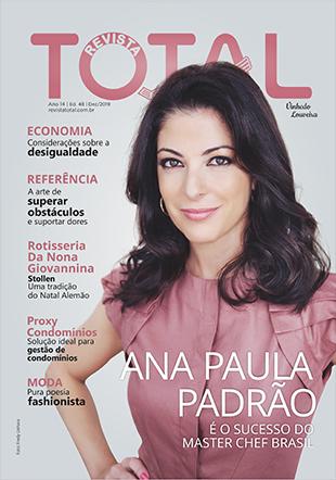 Revista Total Vinhedo - Dezembro de 2019