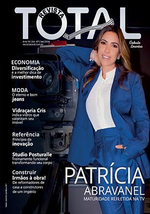 Revista Total Vinhedo - Setembro de 2019