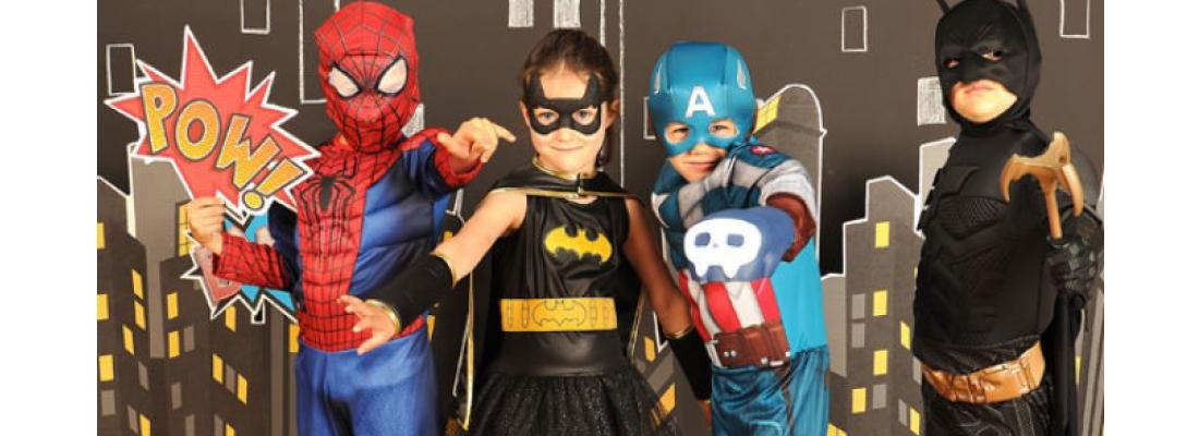4 motivos para fazer uma festa infantil a fantasia